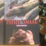 Chef Wim Janssens first book