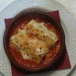 Ristorante pizzeria Pulcinella getxo. ..........................................................