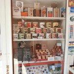 Tiny gift shop