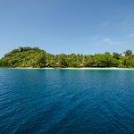 Bangka Sahaung Island