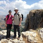 Before the hike