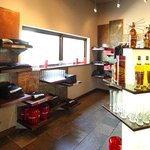 Shop for a selectin of brandy and souvenirs at Klipdrift