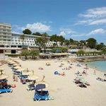 Playa Cala Molins
