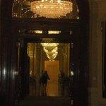 Couloir rez-de-chaussée
