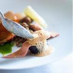 L'Auberge des Glazicks restaurant doublement étoilé du Finistere