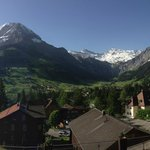 Suite junior côté sud avec vue sur les Alpes