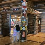 The Merchantile Store at Wilderness Lodge (Infamous Totem Pool)
