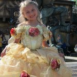 Our Princess Aubrie at Gaston's Tavern