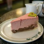 A cake.