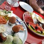 """Frühstück """"Gagarin für Zwei"""""""