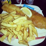 Best Fish & Chips ever!!