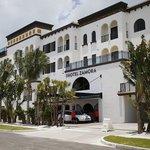 The Hotel Zamora Exterior