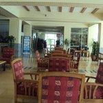 Accueil reception & boutiques