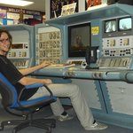 Hands on Shuttle consoles