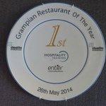 Grampian Restaurant of the Year Award