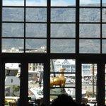 Aussicht auf Tafelberg