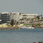 hotel from Paphos Harbour