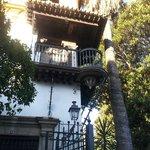 Historia del Balcón