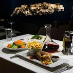 Dinner staring Acropolis