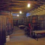 Some of the 50+ year old barrels that are stil in use.