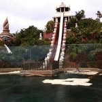 Side at Siam Park