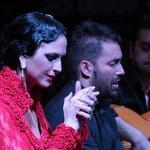 Patricia Ibáñez, Cheito y Paco Iglesias en La Casa del Flamenco
