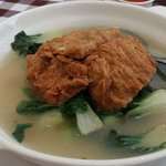 jingbai chinese cabbage with bean curd