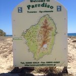 sign of Paradiso taverna