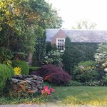 Beautiful Gardens surrounding main house
