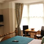 Buttermere room - ground floor double with en-suite