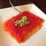 Knafeh Dessert