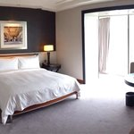 Room 1801. Great size and very comfortable