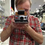 Check out the vintage polaroids