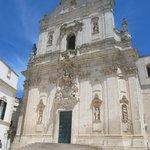 Cathedral at Martina Franca