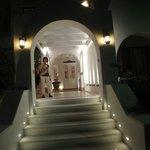 Hotel Stelia Mare, main entrance