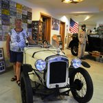 malta classic car museum mei '14