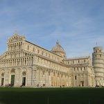 Catedral e a torre - foto de Fábio Lucio