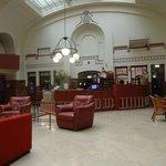 Hall Hotel antigo Teatro