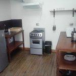 Loft Superior - kitchening