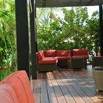 salon /terrasse