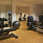 Our fitness center offers state-of-the-art equipment.