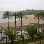 Bahia de Moraira desde el hotel La Sort