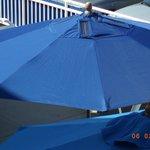 Solar umbrellas