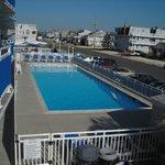 West pool