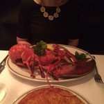 Manny's lobster
