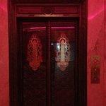 Foshay elevator doors