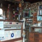 the main desk