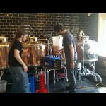 brewing in the pub