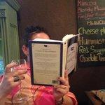 Wine reading