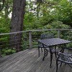 Cedar Cottage Porch